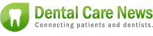 Dental Care News logo in footer
